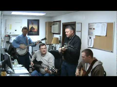 I Saw The Light - Bluegrass Gospel - Clawhammer Banjo