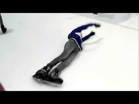 8 Arten von Schlittschuhfahrer || Eishalle Düsseldorf-Benrath