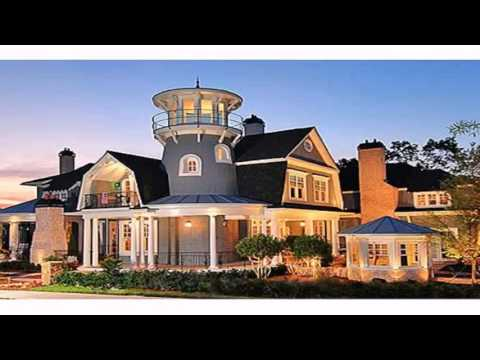 Traditional Shingle Style House Plans