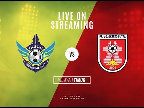 [Live Streaming] Persegres Gresik vs Mojokerto Putra