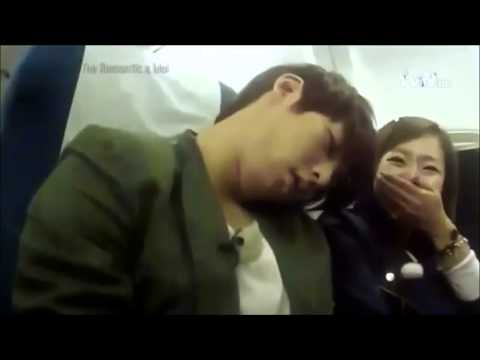 The Romantic and Idol Yewon and Minhyuk cute moments