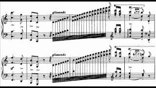 Hamelin plays Liszt - Paganini Etude No. 5 (live) Audio + Sheet music