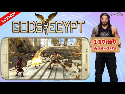 Gods Of Egypt Game Download On Android | Apk+Obb | Offline | Hd Gameplay