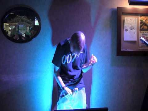 Tony's Place Karaoke April 2013 #6