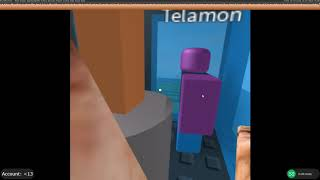 finaly i found a roblox vr game and alberts recording device