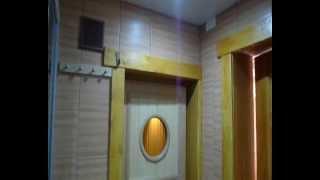 Гостевой дом с баней(Дом из бруса, обшит блок-хаусом. Строительство было закончено и дом заселён в 2010 году. Окна - стеклопакеты...., 2013-06-05T11:02:32.000Z)