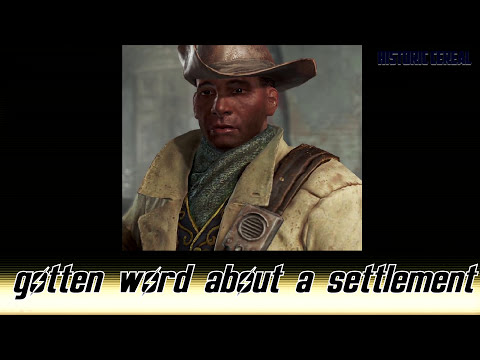PRESTON GARVEY CALLS SOCIAL WORKERS - Fallout 4 Prank Call