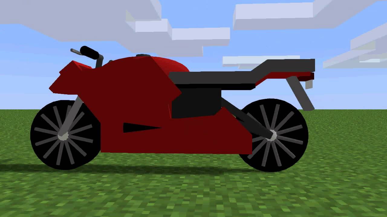 Guys Working On Cars >> Motorcycle Rig Test! (Mine-imator Rig) - YouTube