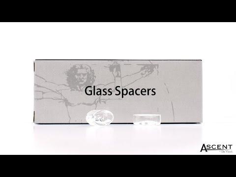 DaVinci™ Ascent Accessories – The Glass Spacer Set