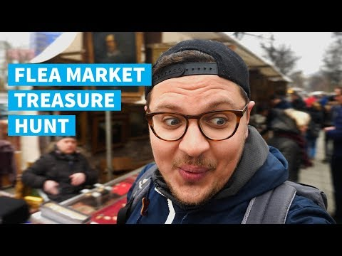 Berlin Flea Market: You Never Know What You Will Find