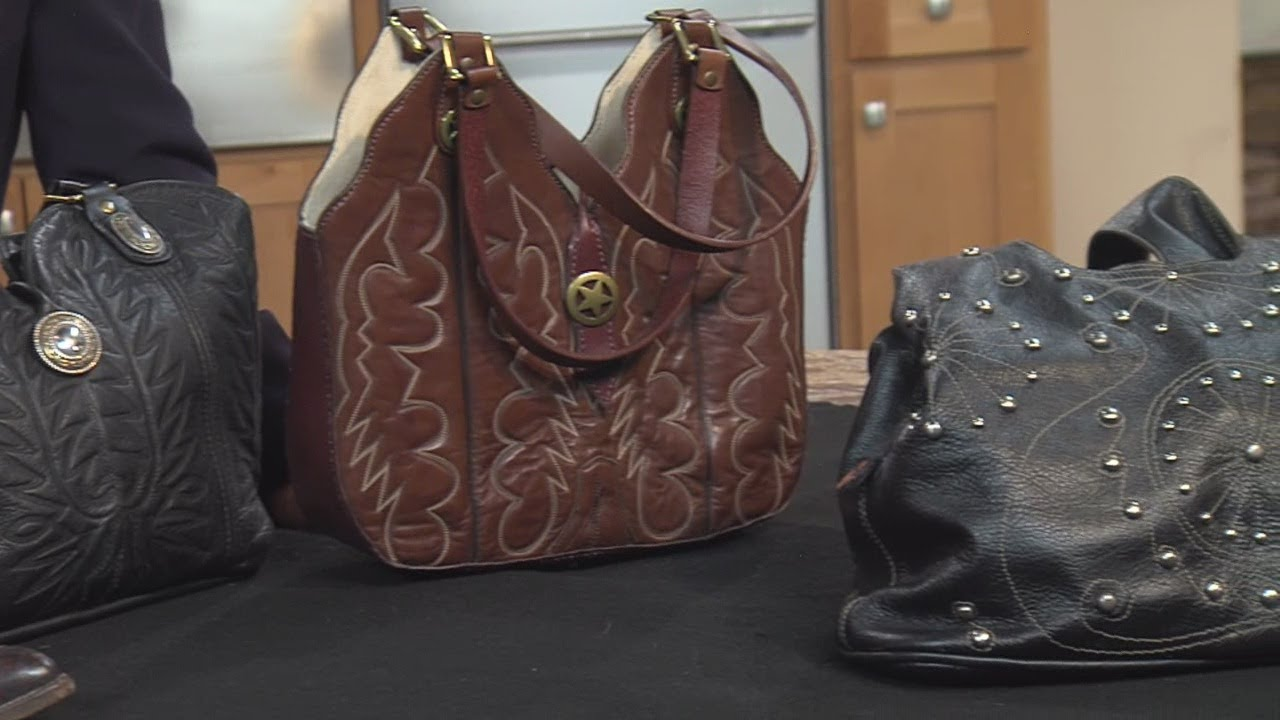 Turn Old Boots Into Purses With Abq Leather