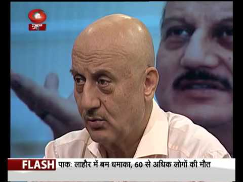 Special Prog: Seedha Samvad with Anupam Kher