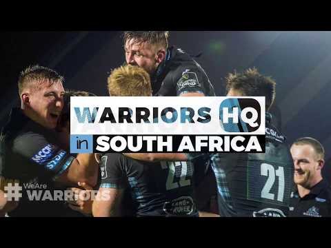 Warriors HQ | Gibbins, Hogg, Horne, Price, Russell | 5 October | South Africa special