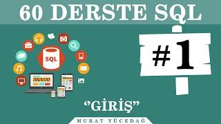 SQL Ders 1 - Giriş
