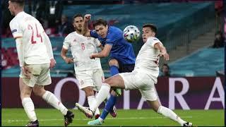 Сборная Италии вышла в финал Евро 2020 Футбол ЧЕ 2021 Италия Испания футбол Евро 2021