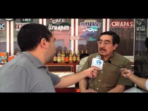 Ruta del Café, Centro Histórico Ciudad de México