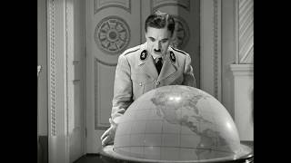 Танец Хинкеля с глобусом. Великий диктатор (1940) — The Great Dictator