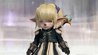 Dissidia Final Fantasy NT - FFXI Shantotto - All Summoning Quotes