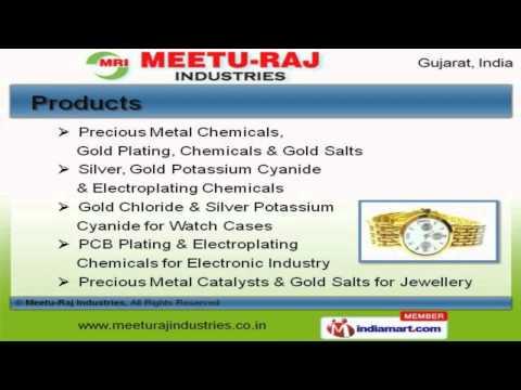 Industrial Chemical & Plating by Meetu-Raj Industries, Rajkot