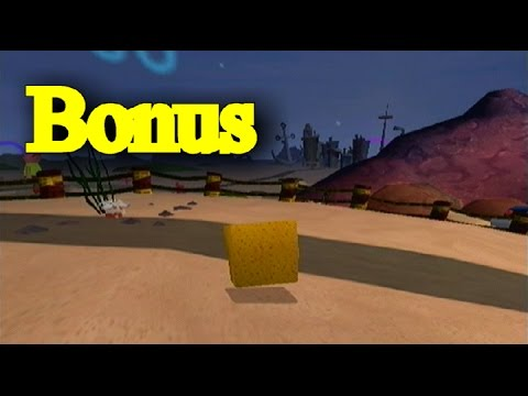 The SpongeBob SquarePants Movie - Bonus Episode: Cheats & Extras!
