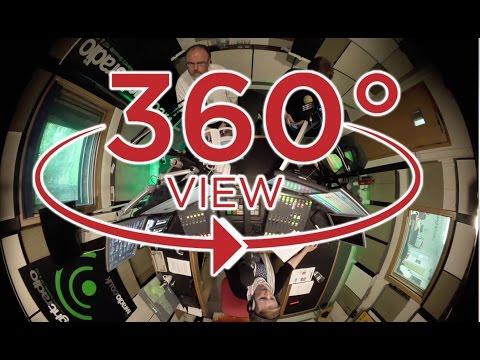 360 Video - Friday Report Broadband  | Isle of Wight Radio
