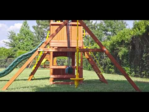Wooden Swing Sets Clearance In Tucson Arizona ~ Quality Construction
