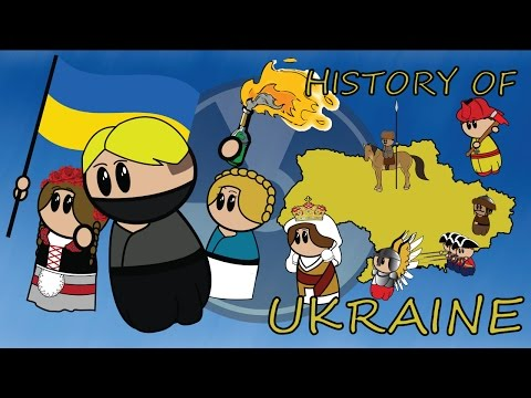 The Animated History of Ukraine