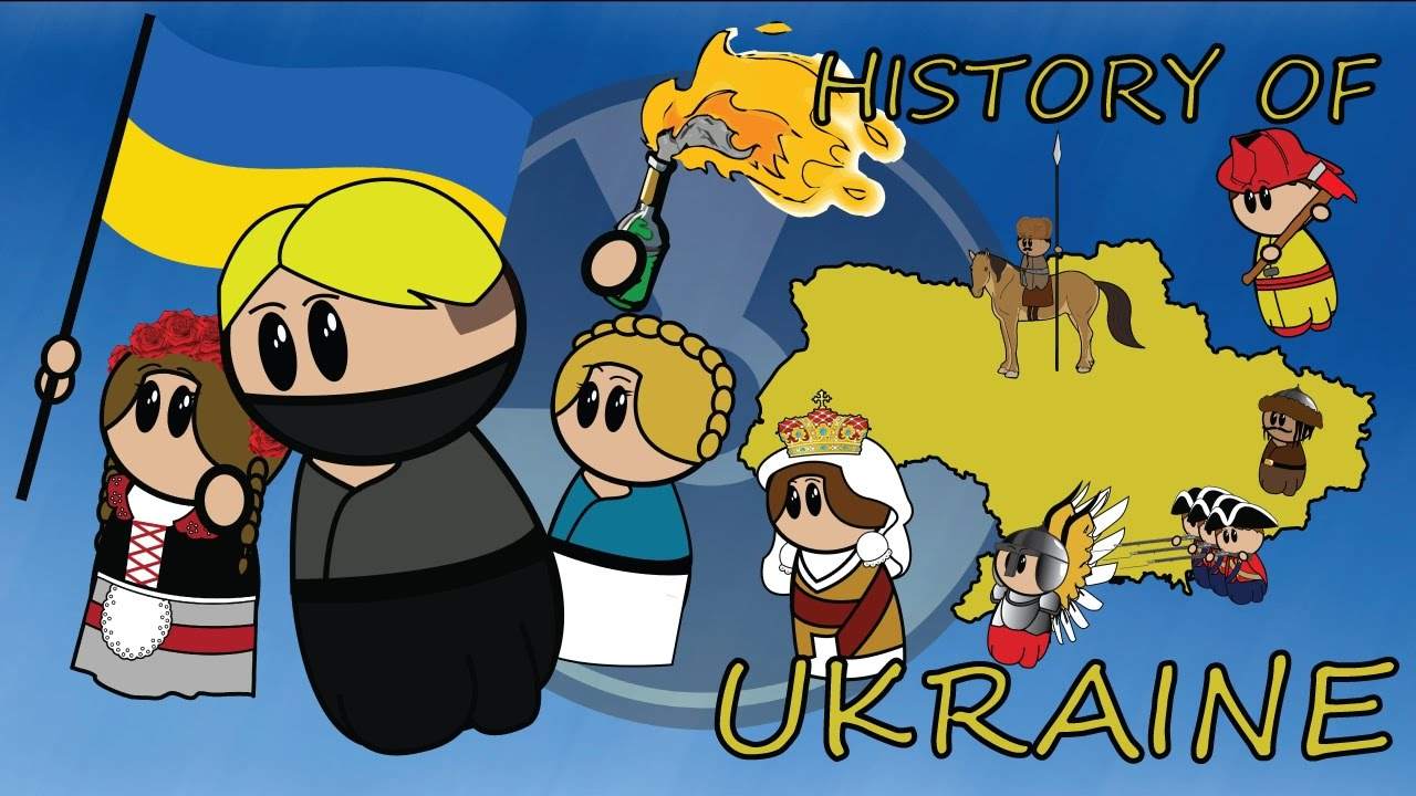 The Animated History of Ukraine - YouTube
