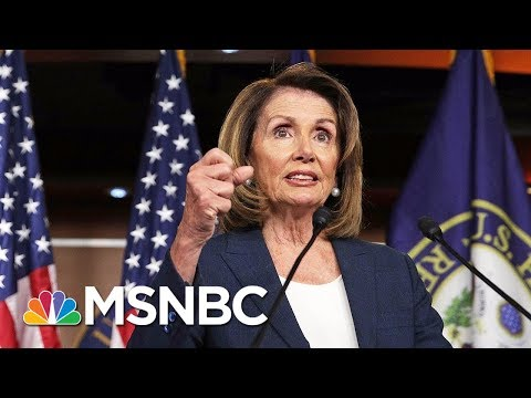 Top House Democrat Linda Sanchez Calls For House Minority Leader Nancy Pelosi To Step Down | MSNBC