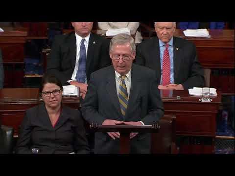 Senate Democrats Vote To Shut Down Federal Government