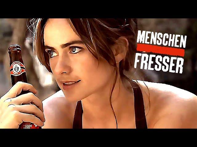 Menschenfresser (Horrorfilm in voller Länge auf Deutsch anschauen, Kompletter Film auf Deutsch)