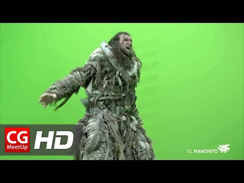 "CGI VFX Breakdown HD ""Game of Thrones Hardhome"" by El Ranchito Imagen Digital 