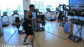 TRAQ 3D Fitness Promo Reel