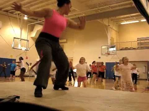 Zumba with Liz Zumba 1 Afro Brazilian Moves Brasil