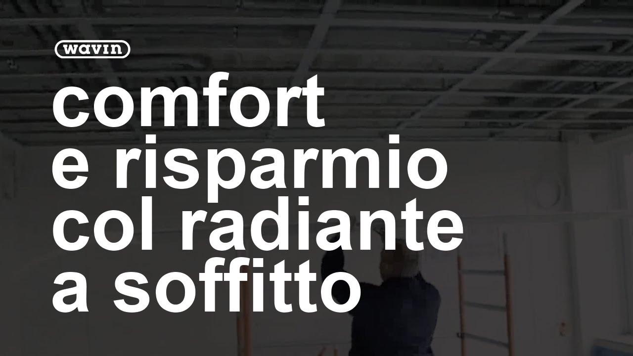 Riscaldamento A Pavimento E Raffreddamento riscaldamento & raffrescamento radiante | sistemi a soffitto | wavin italia