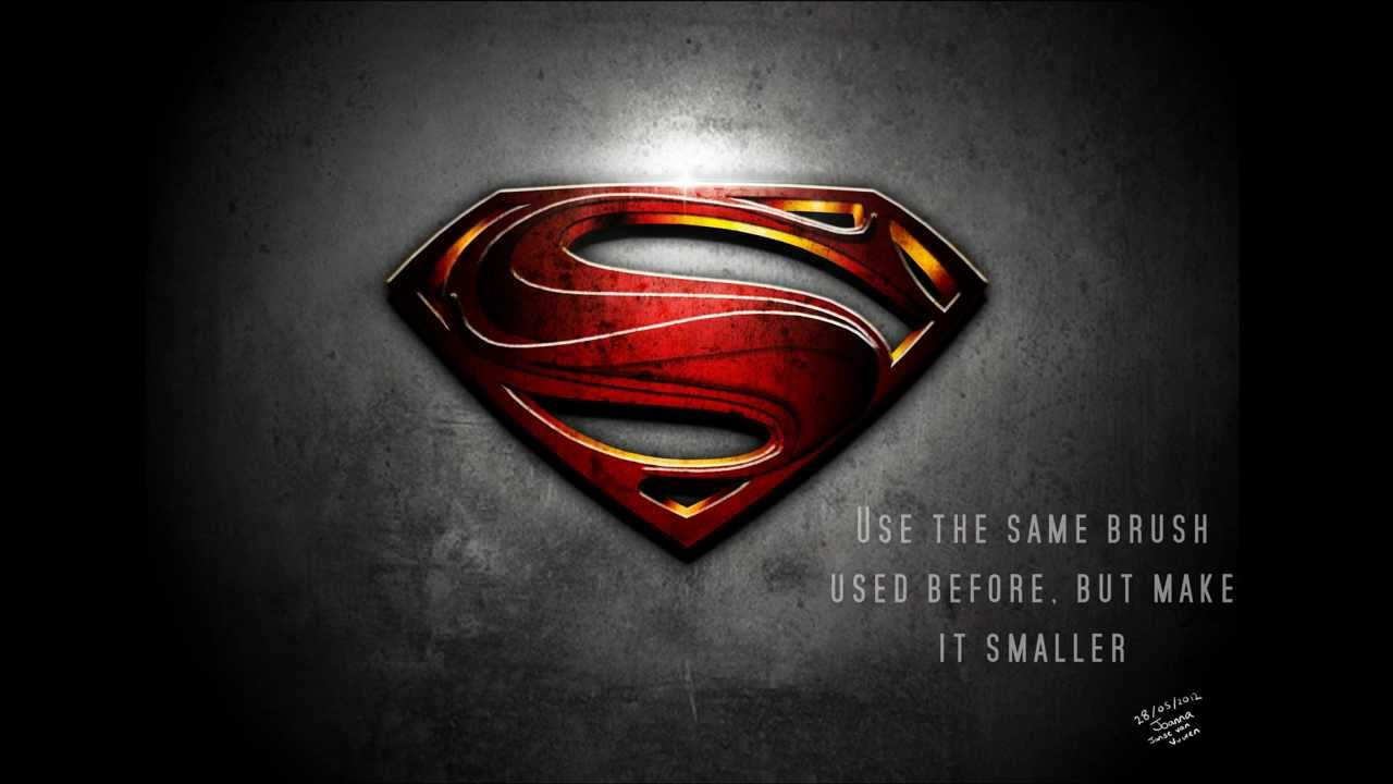 Below are two different file formats of the superman logo in a beveled - Below Are Two Different File Formats Of The Superman Logo In A Beveled 6