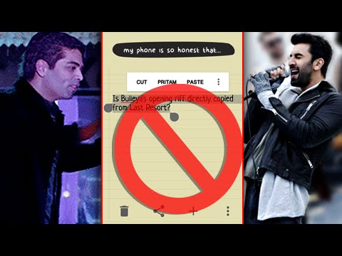 Karan Johar FORCES AIB To Delete Bulleya...