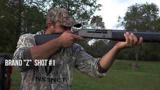 Ammo Pattern Shotgun Test | Cabela's Northern Flight