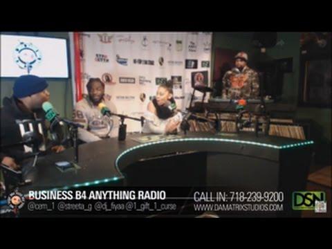 Shoota #ByrdGang #FRG Interview W/ BBA Radio