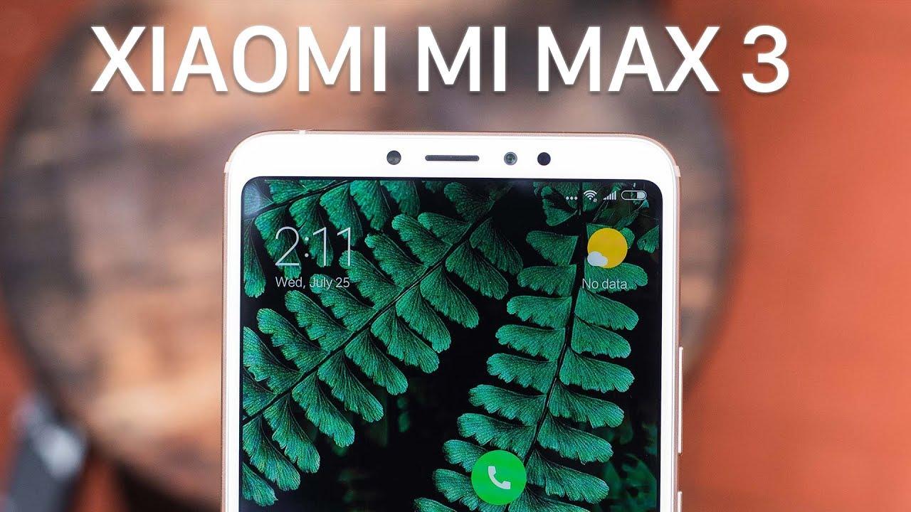 Trên tay Xiaomi Mi Max 3