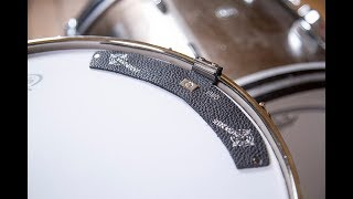 Snareweight M1b/M80 Snare Drum Dampening Systems - Drummer's Review