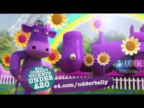 Udderbelly | London's Southbank | E4