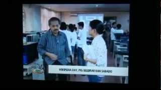 Bikol Wikipedia 5th Anniversary - TV Patrol Bicol : November 27, 2012