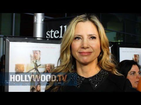 Mira Sorvino shares her beliefs - Hollywood TV