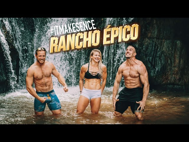 Brooke Ence - EPIC RANCH Retreat in Brazil