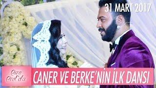 Caner Ve Berke'nin Ilk Dansı... - Esra Erol'da 31 Mart 2017 - 370. Bölüm - Atv