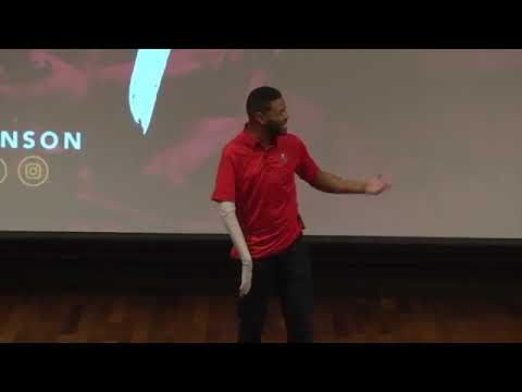 INKY JOHNSON   PREPARE FOR GLORY