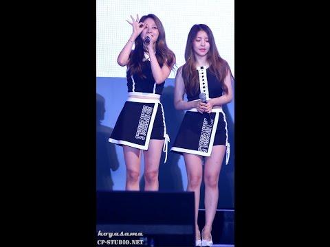 160930 브레이브걸스(Brave Girls) 인터뷰(Interview) 직캠(fancam) @ 낙동강 세계평화 문화대축전 by hoyasama
