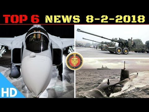 Indian Defence Updates : Saab Offers 'Sea Gripen', India Upgrades 6 Submarines, Army Buys 40 ATAGS