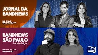 Jornal BandNews FM / BandNews São Paulo 1ª Edição - 16/09/2021